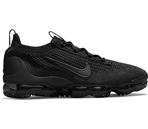 Nike Air Vapormax 2021 FK, Scarpe da Ginnastica Uomo, Black/Black/Anthracite/Black, 48.5 EU