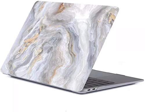 Jennyfly Hülle für A1707/A1990 Pro 15,4 Zoll MacBook, Anti-Scratch MacBook Schutzhülle Glatte Soft Touch Kunststoff Hartschale Slim Hard Shell Cover für MacBook Pro 15,4 Zoll Modell (A1707/A1990)