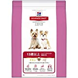 サイエンス・ダイエット シニア アドバンスド 小型犬用 高齢犬用 3kg