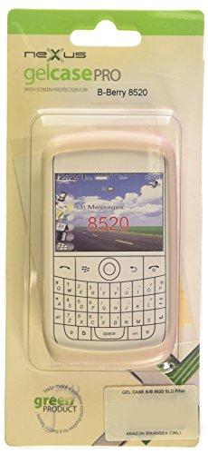 Nexxus Handyschale für BlackBerry 8520, Pink
