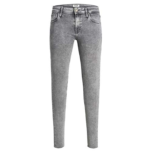 JACK & JONES Herren Skinny Fit Jeans Tom ORIGINAL JOS 222 50SPS 2932Grey Denim