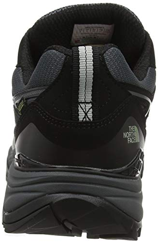 The North Face M HEDGEHOG FASTPACK GTX (EU), Chaussures de trekking et randonnée homme - Noir - Schwarz (C4V-TNF BLACK/HIGH RISE GREY), 40.5