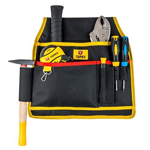5902062794338 Tool pocket, 4 main pockets, 4 smaller pockets
