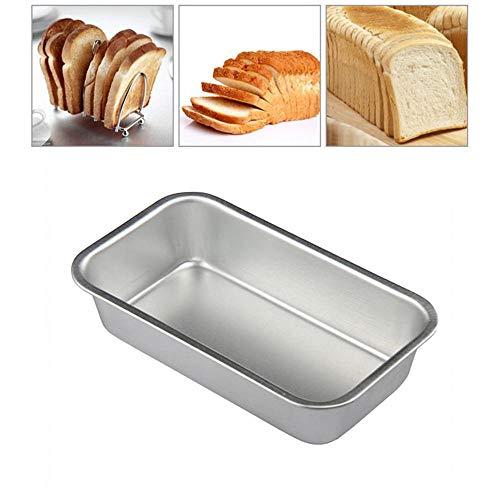 ZKDY Cuisine Plat De Cuisson Rectangle Pain Moule Moule Toast Gâteau Moule Bricolage Ustensiles De Cuisson Fondant Muffin Chocolat Moules Non Bâton Plat De Cuisson