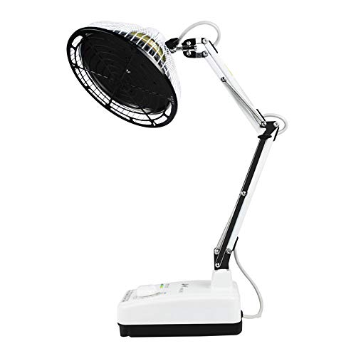 Best Prices! YLTTZ TDP Infrared Heat Lamp for Mineral Therapy Arthritis Pain Relief Improve Blood Ci...