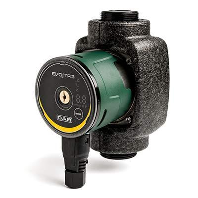 """DAB EVOSTA 3 40/130 1"""" (conexiones de boquilla 1"""" x 1/2"""") Circulador electrónico para sistemas de calefacción y aire acondicionado domésticos y residenciales."""