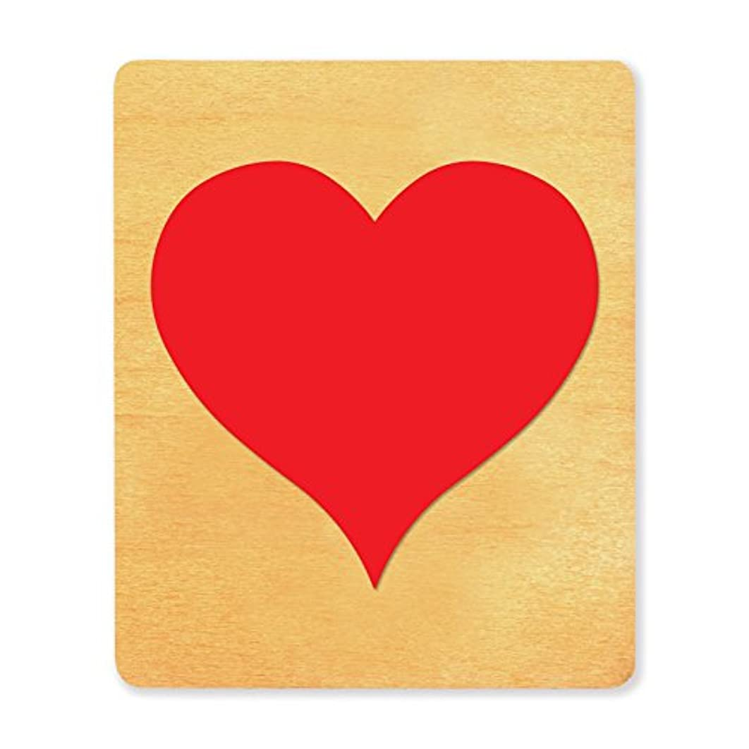 Ellison Heart #4 Sure Cut Die, Large