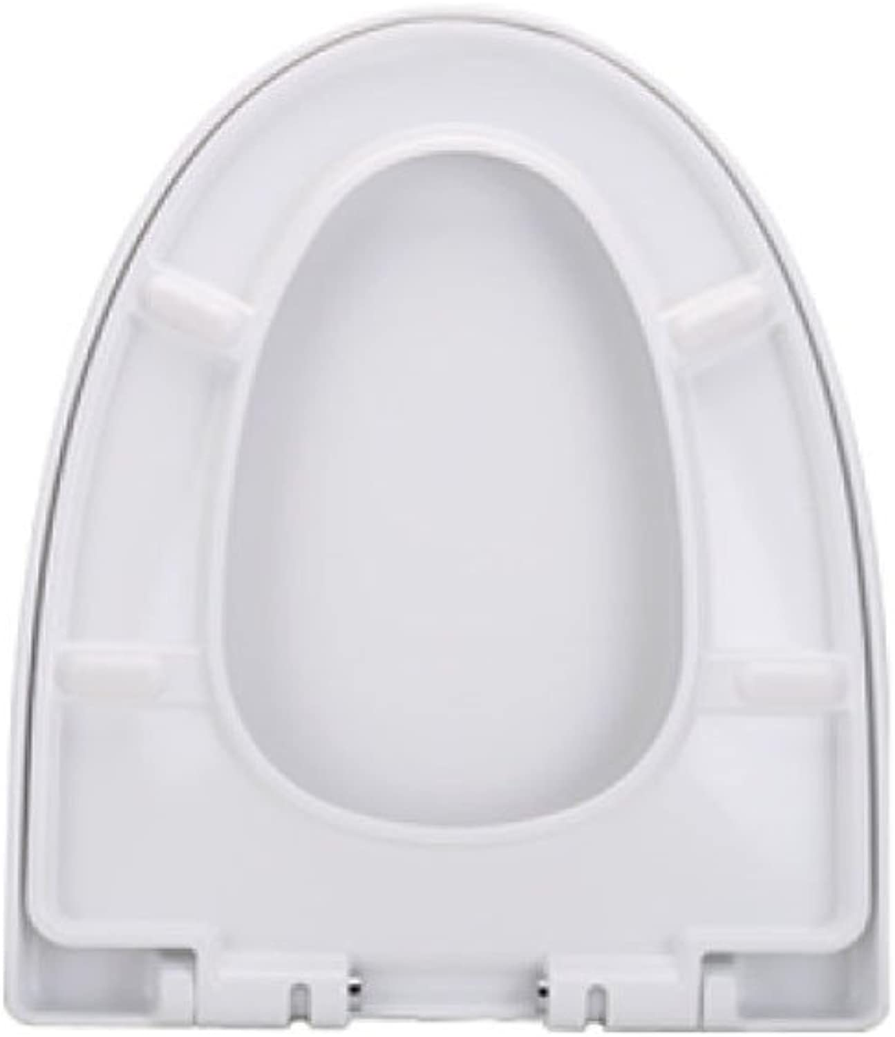ANHPI Universal Toilet Seat Toilet Slow Down Mute Cover Antibacterial,D