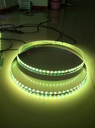 NOT 1 SET (After-Sales) RGB LED Wheel Ring Light Bluetooth Control for 1 Light