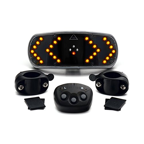 Signal Pod Wireless Bicycle Signalling System - Remote Control Bike Indicators SignalPod Gadget