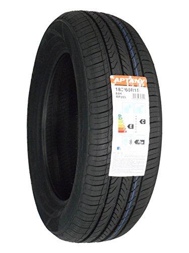Aptany 185/60 R15 84H RP203-60/60/R15 84H - C/E/70dB - Neumáticos Verano (Coche)