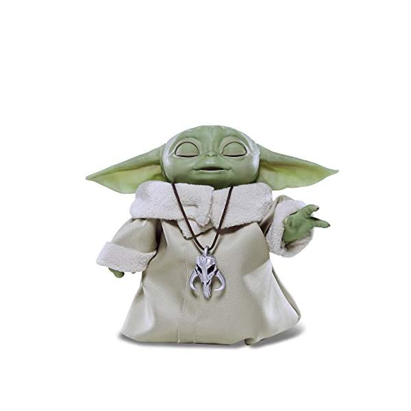 Star Wars The Child Animatronic Edition 7.2-Inch-Tall Toy by Hasbro with Over 25 Sound and Motion Combinations, Toys for Kids Ages 4 and Up 2