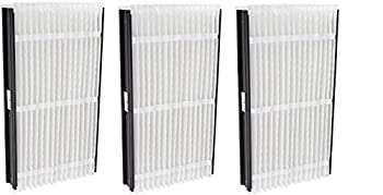 Aprilaire 413 Filter Single Pack for Air Purifier Models 1410 1610 2410 3410 4400 Space-Gard 2400  3 PACK