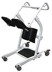 top 10 tds safety stands Lumex Stand Assist Patient Transport Device, LF1600