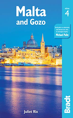 Malta and Gozo (Bradt Travel Guide)