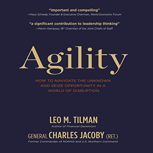 Couverture de Agility