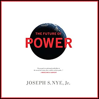 The Future of Power audiobook cover art