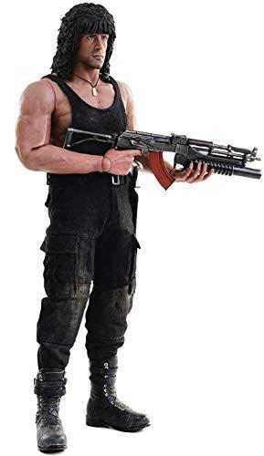 Rambo Iii John Rambo 1/6 Scale Fig (Net)