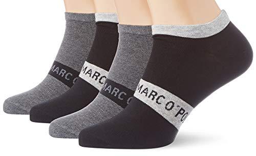 Marc O'Polo Body und Beach Herren 4er Pack Sneaker-Socken