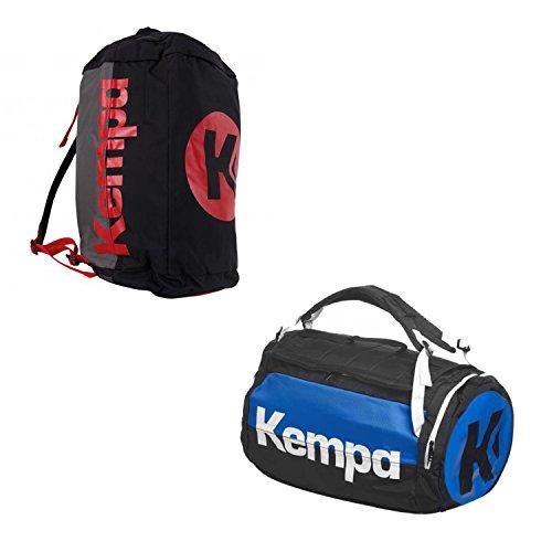 Kempa K-Line Tasche Pro Unisex, schwarz/Fluo orange, M