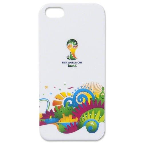 2014年 ワールドカップ ブラジル FIFAオフィシャルライセンス ロゴ iPhone5S iPhone5 ケース カバー iPhone 5 Case softbank au 並行輸入品