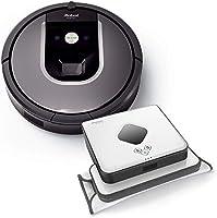 iRobot Roomba 960 & Braava 390t Dweilrobot Set