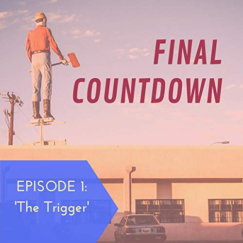 Final Countdown audiobook cover art