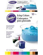 Wilton Set of 12 colors