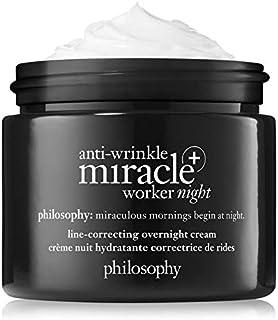 Philosophy Anti-Wrinkle Miracle Worker Night Plus Line-Correcting Overnight Cream, 60ml