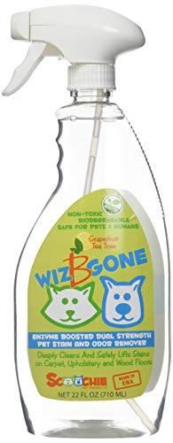Scoochie Pet Products Wiz B Gone Pet Résiste aux Taches et odeurs, 22 oz