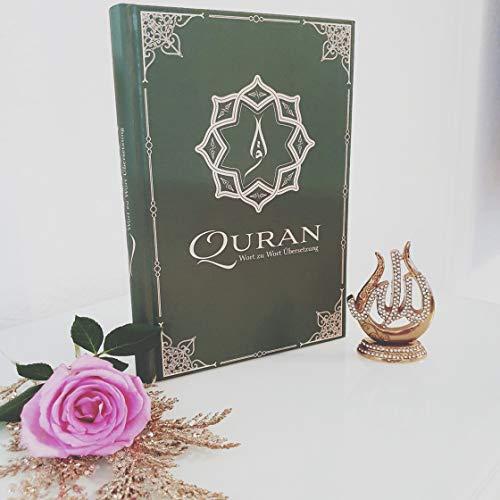 Farbkodierter Quran mit Wort zu Wort Übersetzung Arabisch-Deutsch