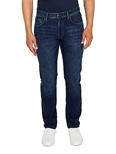 Esprit 998ee2b817 Jean Slim, Bleu (Blue Medium Wash 902), W29/L34 (Taille Fabricant: 29/34) Homme