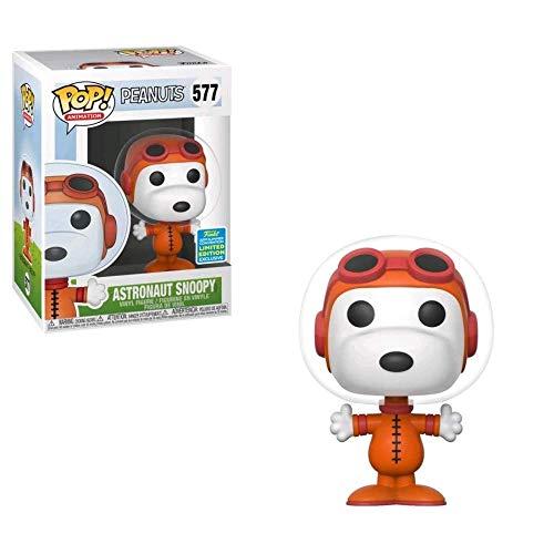 POP! Funko Animación: Cacahuetes - Astronauta Snoopy #577