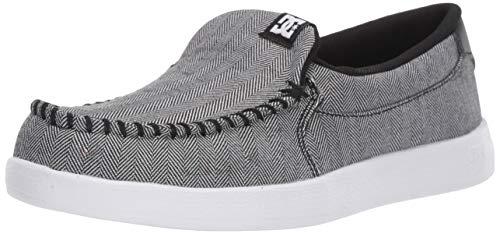 DC Men's Villain 2 TX SE Skate Shoe, Heather Armor, 11 D M US