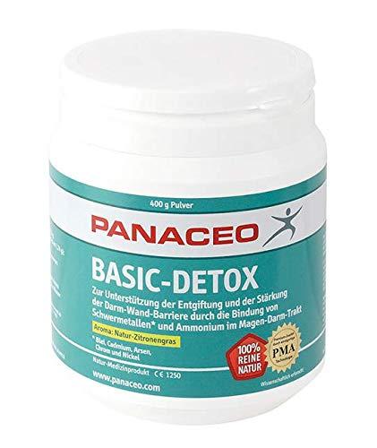 PANACEO Basic-Detox Zitronengras Pulver 400 g Pulver