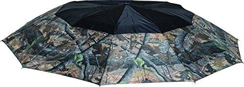 Allen Company Windproof Magnum Umbrella (Oakbrush, 57-Inch)