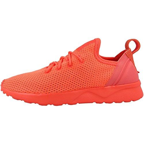 adidas Schuhe ZX Flux ADV Virtue Sock Easy Coral-Easy Coral-Easy Coral (BB2318) 41 1/3 Orange