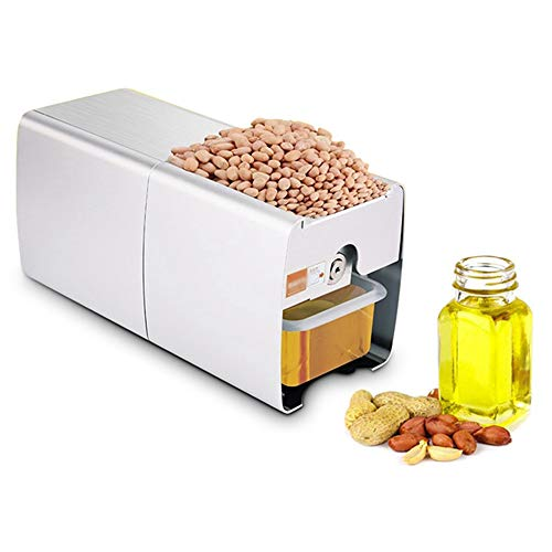 Vogvigo Automatic Soybean Oil Presser Cold Pressing Oil Machine Oil Cold Press Machine Sunflower Seeds Oil Extracting Machine Oil Maker
