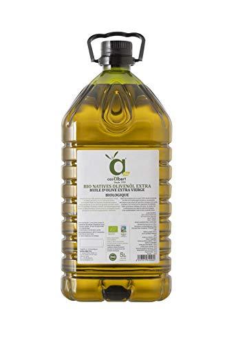 Casalbert. Premium Bio-Olivenöl. Spanisches Natives Olivenöl Extra (5 Liter)