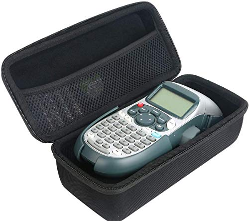 Khanka Hard Case for DYMO LetraTag LT-100H/LT-100H Plus Handheld Label Maker (Small)