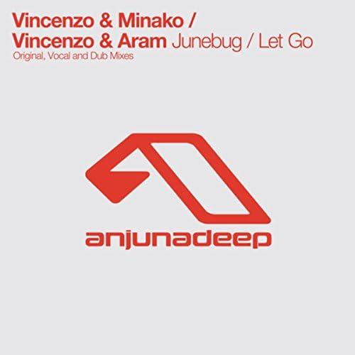 Vincenzo, Minako & Aram