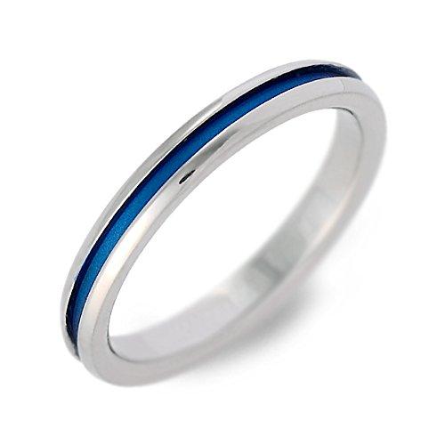 [フェフェ ファイテン] リング 指輪 ブルー 19.0号 FP-21-19