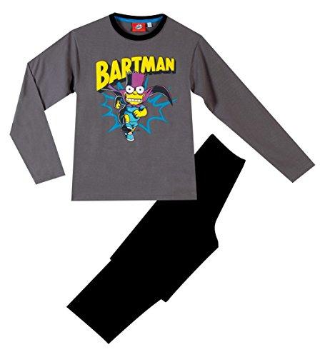 Pyjama Kinder The Simpsons, Grau