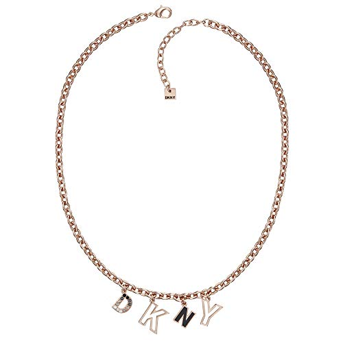 DKNY Damen-Halskette Charm 5520045