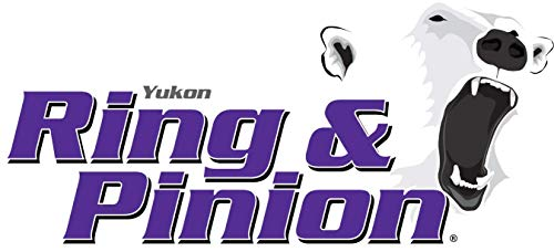 Yukon Gear & Axle High Performance Ring & Pinion Gear Set for GM 8.5/8.6 Differential (YG GM8.5-373)