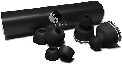 Acid Eye Burly01 True Wireless Earbuds Bluetooth Headset V5.0, ipx4 Water/sweatproof Headphone in-Built Power Bank CVC 6.0...