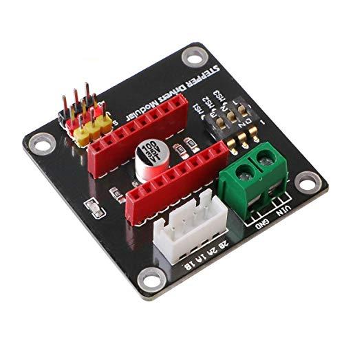 Mechatronics-Pro Nema 17 42 para motor paso a paso DRV8825 A4988 Arduino