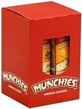 Munchies Nacho Cheese Sandwich Crackers (Pack of 4)