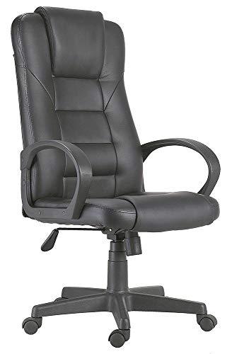 Adec - Silla de oficina lawyer, medidas 64 x 55 x 126 cm, color Negro