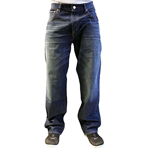 LRG Classic C47 Denim Jeans Worn Vintage